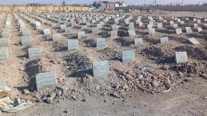 Kuburan Massal Yang Dikenal Sebagai Saksi Tragedi Sejarah