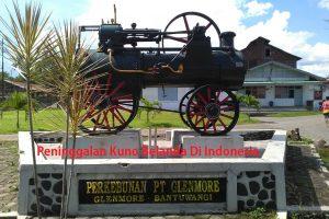 Peninggalan Kuno Belanda Di Indonesia