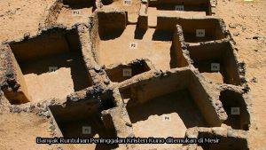 Banyak Runtuhan Peninggalan Kristen Kuno ditemukan di Mesir